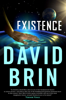 Existence by David Brin