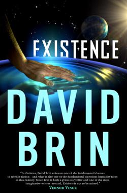 Existence by David Brin
