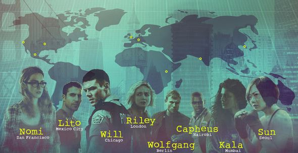 Sense8 characters season 1