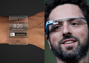 iWatch and googleGlass